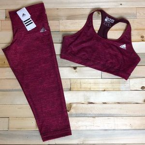 Adidas Fitness Outfit